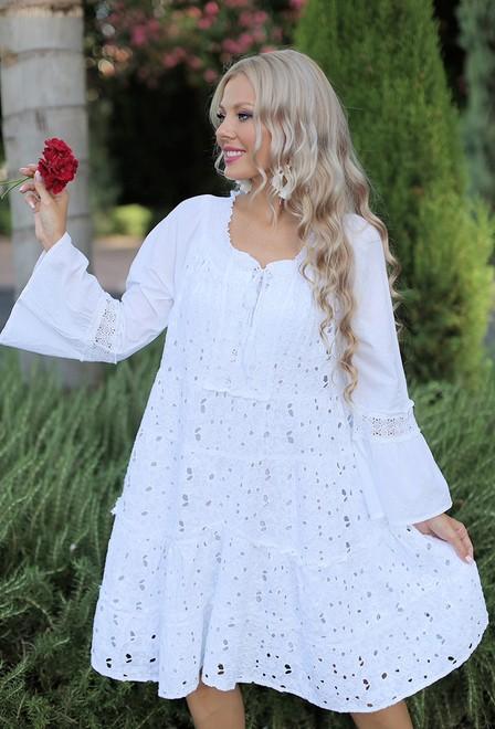 Купить Белое Платье Летнее На Валдберис
